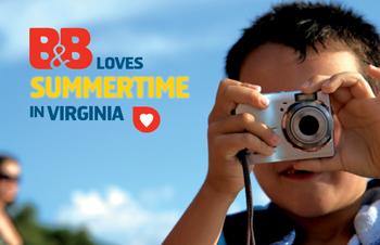 B&B Loves Summertime in Virginia