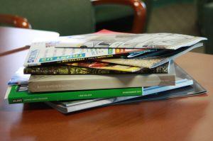 Various catalogs