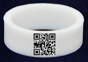 medical bracelet with qr code
