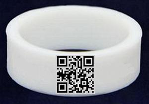 medical bracelet with qr code